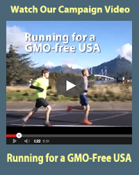 Running For a GMO Free USA