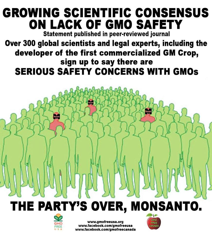 Partys Over Monsanto