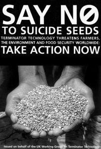 Say No To Terminator Seeds