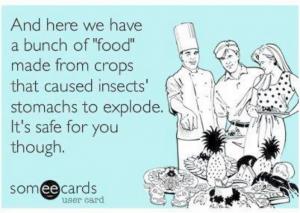 Sure GMOs Are Safe
