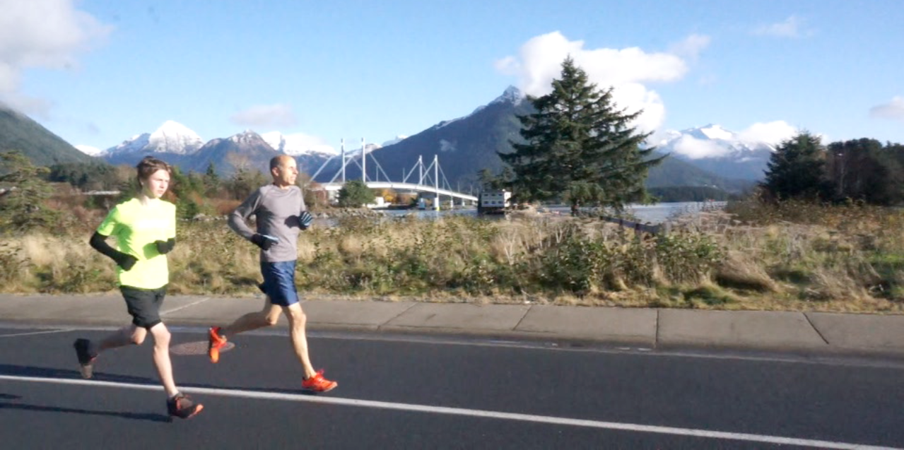 DavidBrettRunningInSitka